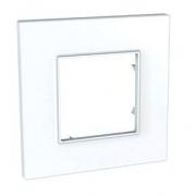 Рамка 1-я Unica Quadro Белый