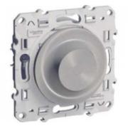 Светорегулятор поворотный 40-600 ВА c монтажными лапками