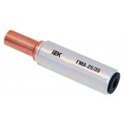 Гильза ГМА-70/95 медно-алюминиевая соединительная IEK