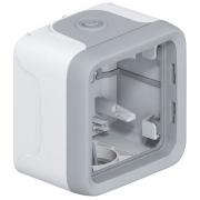 Коробка одноместная IP55 Plexo