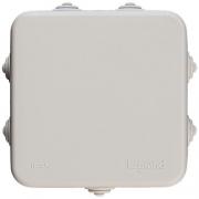 Коробка ответвительная квадратная IP 55 80х80х45мм, Plexo