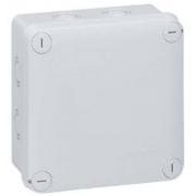 Коробка 105х105х55мм, белая, Plexo