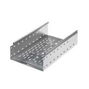 DKC Лоток оцинкованная сталь перфорированный 400x80мм (1шт.-3м)