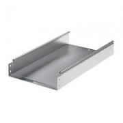 DKC Лоток оцинкованная сталь неперфорированный 300х100мм (1шт.-2м)