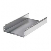 DKC Лоток оцинкованная сталь неперфорированный 150х100мм (1шт.-2м) (35112)