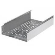 DKC Лоток оцинкованная сталь неперфорированный 600х80мм (1шт.-3м) (35068)