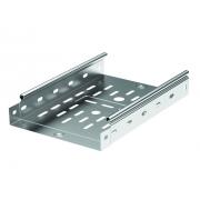 DKC Лоток оцинкованная сталь перфорированный 200х100мм (1шт.-2м)