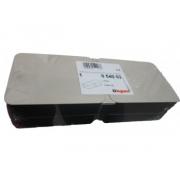 Монтажная коробка под заливку для лючков Legrand 8 (2х4) модулей металлическая