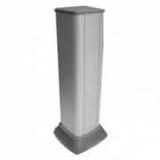 Миниколонна алюминиевая, 0.5м, цвет серый металлик DKC