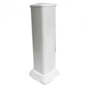 Миниколонна алюминиевая, 0.5м, цвет белый DKC