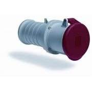 Розетка кабельная ABB IP44 63A 3P+E
