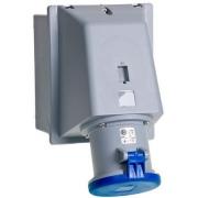 Розетка для накладного монтажа ABB IP44 63A 2P+E