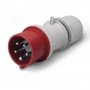 Вилка кабельная DKC Quadro IP44 32A 3P+E+N 400V