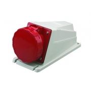 Розетка наружной установки DKC Quadro IP67 63A 3P+E 400V