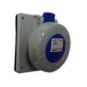 Розетка встраиваемая Legrand P17 16А 2К+З 230В IP67