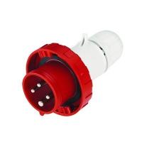 Вилка кабельная DKC Quadro IP67 16A 3P+E 400В
