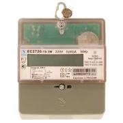 Счетчик электроэнергии однофазный многотарифный ЕС2726 60/5 Т4 D 220В DIN-рейка ЖК (ЕС2726 5-60 DIN)
