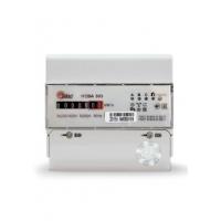Счетчик электроэнергии трехфазный однотарифный Нева303 60/5 Т1 D220В/380В ОУ