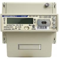 Счетчик электроэнергии трехфазный многотарифный СЕ 301 R33 100/5 Т4 D+Щ RS485 230/380В ЖК (CE301 R33 146 JAZ)