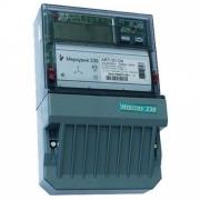Счетчик электроэнергии трехфазный многотарифный Меркурий 230 ART-02 PQRSIN 100/10А Т4 кл1/2 220/380В (230ART02PQRSIN)