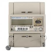 Счетчик электроэнергии однофазный многотарифный CE 102 MR5 145J 60/5 Т4 D 230В оптопорт ЖК (CE102M R5 145-J)