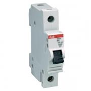 Автоматический выключатель 1-полюсный ABB S201 B63