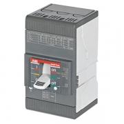 Выключатель автоматический ABB Tmax XT1B 160 TMD 16-450 3p F F