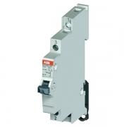 Модульный переключатель ABB E214-16-101 один переключающий контакт 16A (I-0-II)