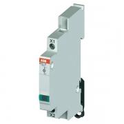 Лампа индикации ABB E219-D зеленая 115-250В AC переменного тока