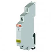 Лампа индикации ABB E219-E желтая 115-250В AC переменного тока