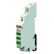 Лампа индикации ABB E219-3D 3 светодиода зеленые 415-250В AC переменного тока