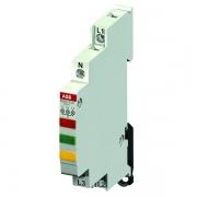 Лампа индикации ABB E219-3EDC 3 светодиода желтый/зеленый/красный 415-250В AC переменного тока