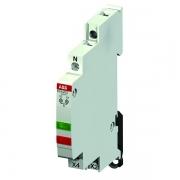 Лампа индикации ABB E219-2CD 2 светодиода зеленый/красный 115-250В AC переменного тока