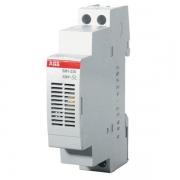 Модульный звонок ABB SM1-230 переменного тока, прерывистый режим работы (макс.15 минут)