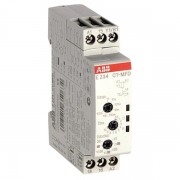 Реле времени ABB CT-MFD.12 (7 функций) 24-48B DC, 24- 240B AC (7 диапазонов 0,05с...100ч) 1ПК