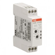 Реле времени ABB CT-ERD.12 (задержка на включ.) 24-48B DC, 24-240B AC (7диапазонов 0,05с...100ч) 1ПК