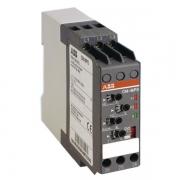 Реле контроля CM-MPS.43P без контр нуля, Umin/Umax3х300-380В/420- 500BAC, 2ПК, пружинные клеммы