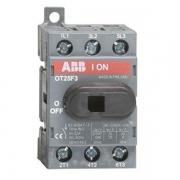 Рубильник ABB 3х полюсный OT25F3 25А