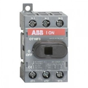 Рубильник ABB 3х полюсный OT16F3 16А