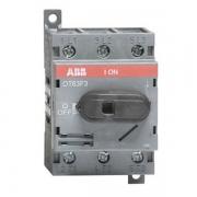 Рубильник ABB 3х полюсный OT63F3 63А