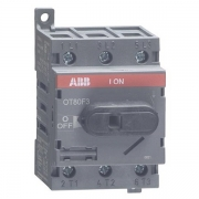 Рубильник ABB 3х полюсный OT80F3 80А