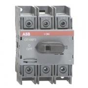 Рубильник ABB 3х полюсный OT100F3 100А