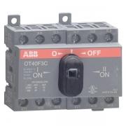Реверсивный рубильник ABB OT40F3С 40А