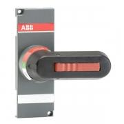 Ручка ABB OTV250EK черная для прямой установки на рубильники OT200..250