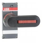 Ручка ABB OTV400EK (черная) для прямой установки на рубильники OT315..400