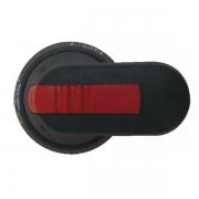 Ручка ABB OHB65J6E011-RUH (черная) для управления через дверь реверсивными рубильниками типа OT160..
