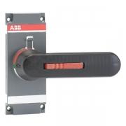 Ручка ABB OTV1000ECK черная для прямой установки на реверсивные рубильники OT1000..2500_C