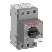 Автомат ABB MS116-0.63 50 кА с регулируемой тепловой защитой 0.4A - 0.63А