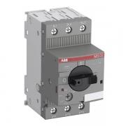 Автомат ABB MS132-0.63 100кА с регулируемой тепловой защитой 0.4A - 0.63А