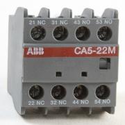 Контактный блок ABB CA5-22M 2HO+2H3 фронтальный для A9..A110